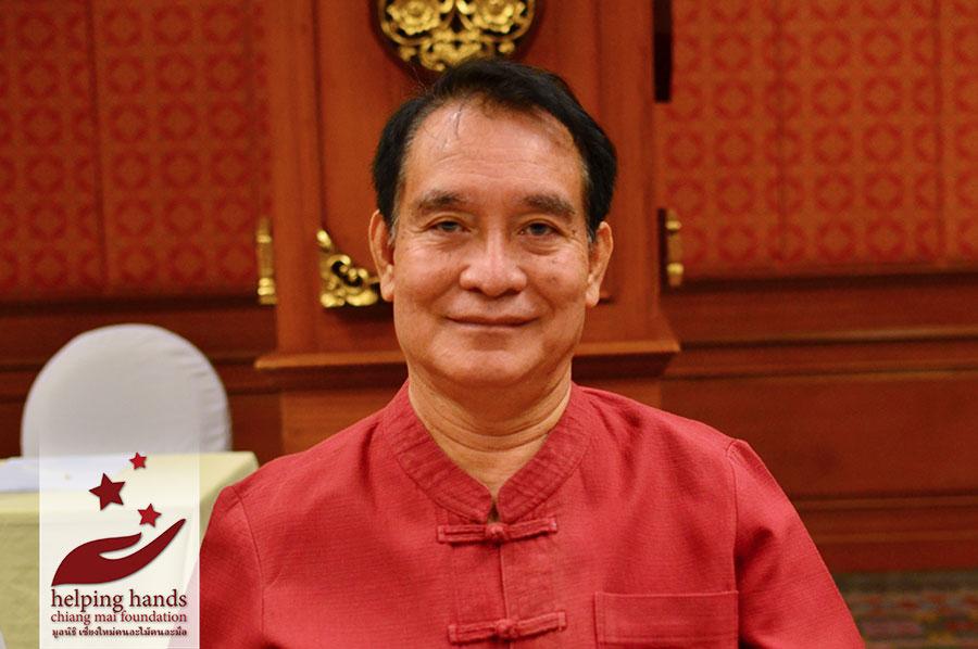 Dr. Sawaeng Chaiwansathian