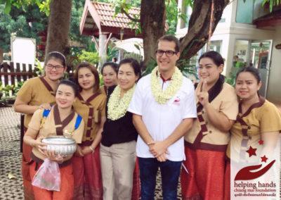 Chiangmai Women's Massage Songkran
